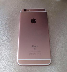 Iphone 6s 64 rose gold space gray