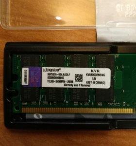 Оперативная память DDR-2 4Gb, 8Gb