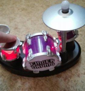 Игрушка Finger Drums