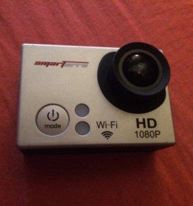 Продам экшн камеру SMARTERRA W3 wi-fi