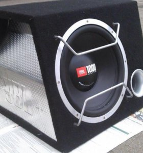 JBL 1000 W+ усилитель и накопитель