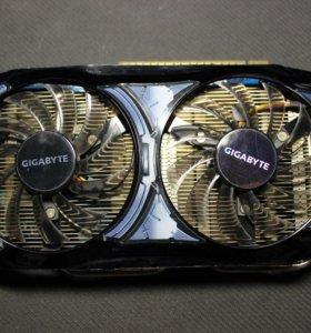 GeForce GTS 450 (GIGABYTE)