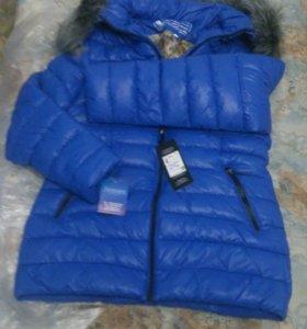 Куртка зимняя синтепон 350, рр 52-54 новая