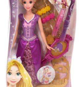 Кукла Disney Princess Рапунцель-Стильные прически