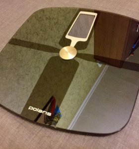 Весы напольные с Bluetooth