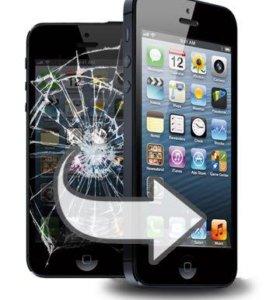 Ремонт iPhone, iPad, замена дисплея