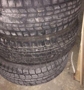 Резина зимняя Dunlop r16