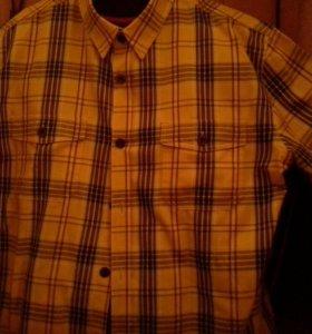 Рубашка моднячая новая
