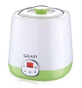 Йогуртница galaxy использовалась мало.