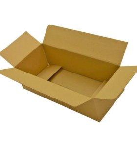 Коробки картонные (пятислойный)