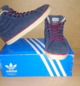 Adidas RaNsom зимние ботинки