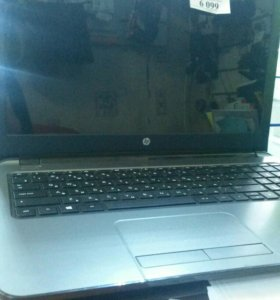 Ноутбук  hemlet Packard (hp)