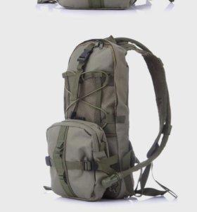 Спортивный рюкзак с гидратором на 2,5 л + подарок