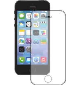 Защитные стекла на iPhone 5,5s,se