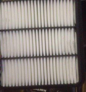 Фильтр масляный и воздушный