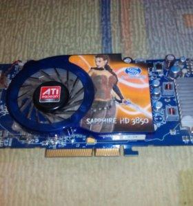 Продам ATI Radeon HD 3850