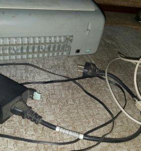 HP Deskjet D1360 (струйный, цветной)