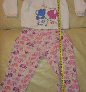 Пижама, рр 92-98