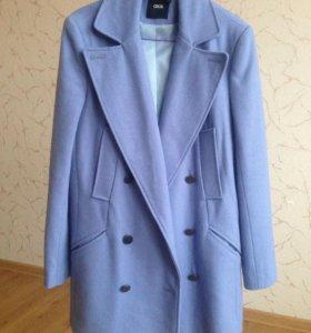 Шерстяное пальто, размер xs
