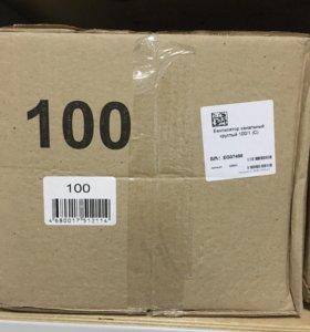 Вентилятор канальный ф100