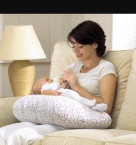 Подушка для кормления новорожденных