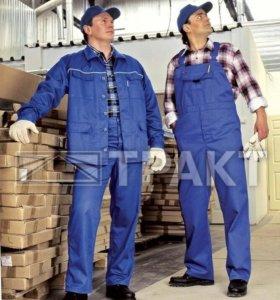 Рабочая одежда ВЫМПЕЛ (куртка и штаны)
