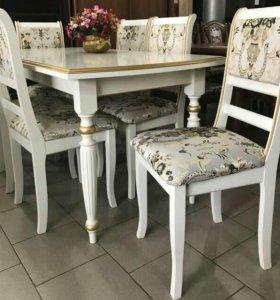 Столы и стулья ARCHI