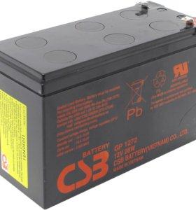 Аккумуляторы для ибп CSB gp 1272