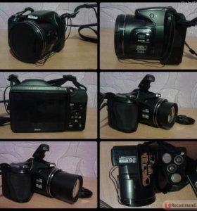 Фотоопорат Nikon coolpix l820