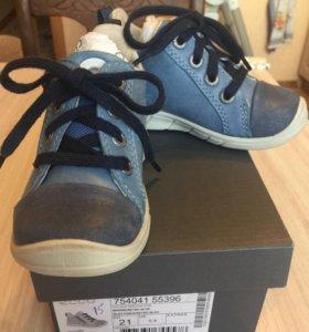 Детские ботинки Ecco 21 размер