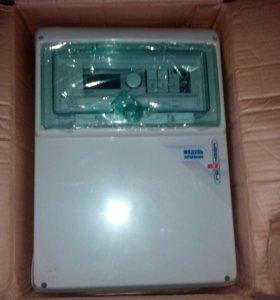 Управляющий модуль системы приточной вентиляции