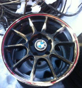 Литье BMW R-16