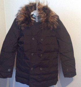 Куртка - пальто мужское, новая