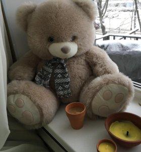 Медведи плюшевые
