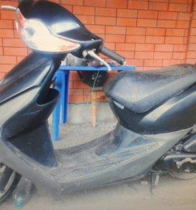 Honda dio56