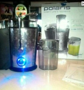 Соковыжималка Polaris crystal