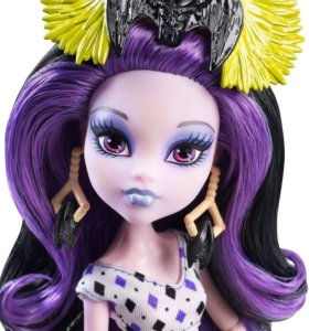 Новая elissabat monster high