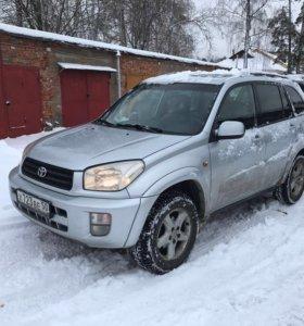 Toyota Rav4 2002 4WD AT