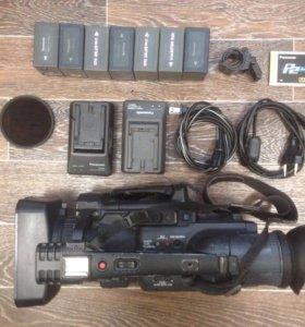 Видеокамера Panasonic HVX200