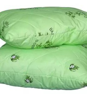 Подушка бамбук 50*70, 70*70
