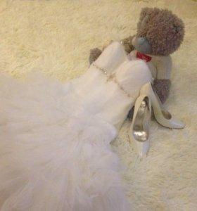 Свадебное платье (набор)