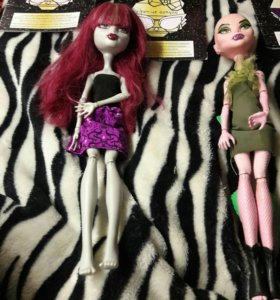 Оригинальные куклы монстер хай