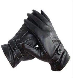 Перчатки мужские с утеплением