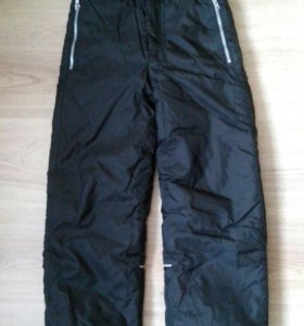 Зимние брюки, размер140-146