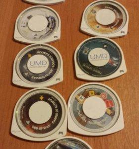 Игры для PSP