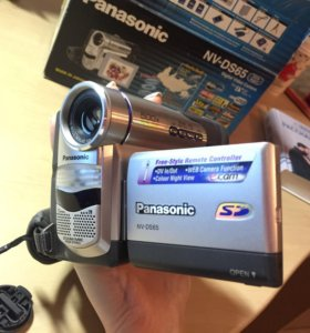 Видеокамера Panasonic NV-DS65