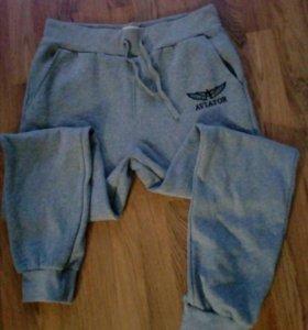 Мужские брюки, теплые, новые