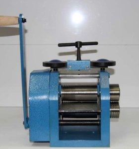 Вальцы ручные с редуктором (аналог B9-1)