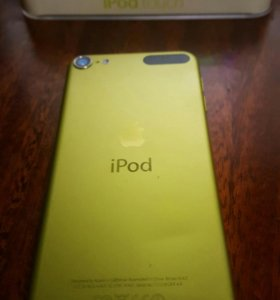 Apple Ipod 5 Yellow 32gb