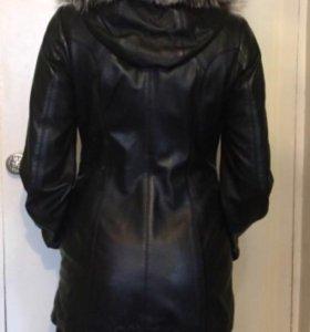 Курточка кожа